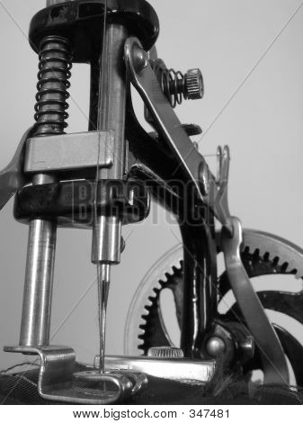 Antique Sewing Machine 1
