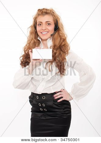 Young Business Female