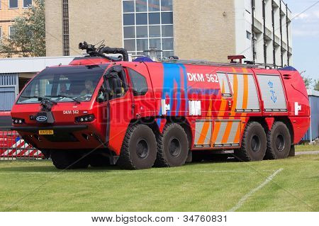 Aeroporto Firetruck Titan Hpr G