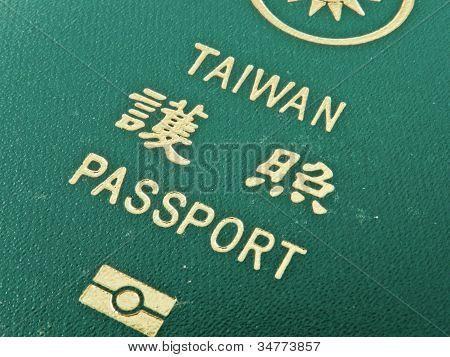 Taiwanese Passport
