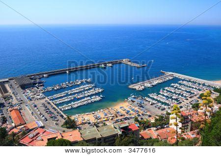 Blanes-Port (Costa Brava, Spanien)