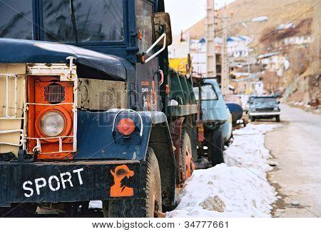Irainan truck