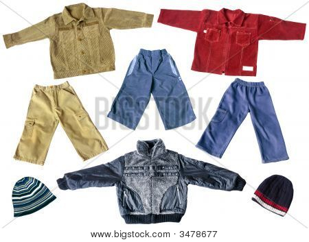 Boy'S Spring Clothes