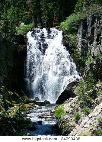 Kings Creek Falls, Lassen Park