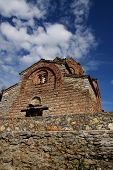 Church of St. John at Kaneo in Ohrid Macedonia