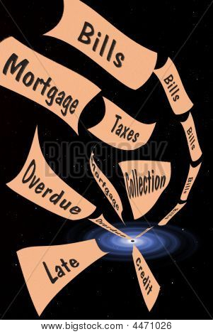 Falling Into Debt