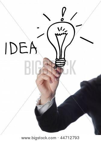 business man success concept