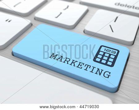 Marketing Concept.