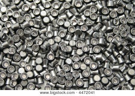 Airgun Pellets Background