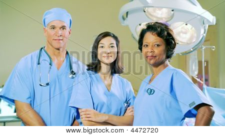 Medical Professioinals