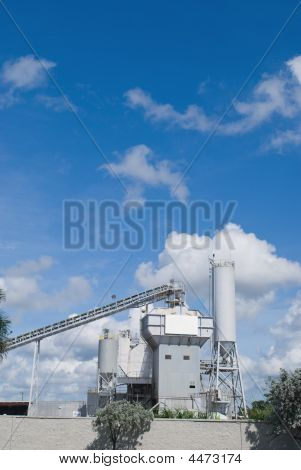 Cement Porcessing Plant