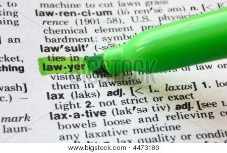 Lawyer Defined