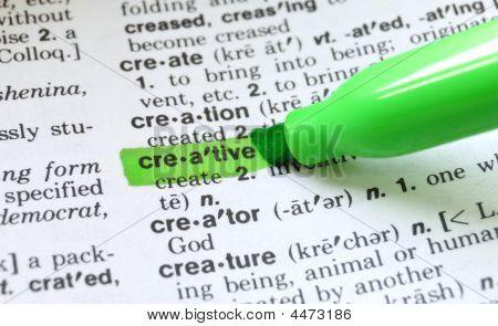 Creative  Defined