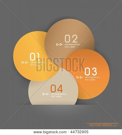 Modern design layout / modern design template, vector illustration.