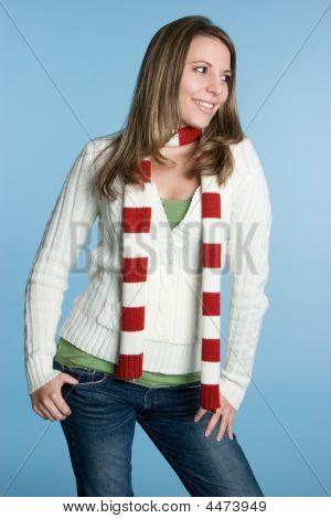 Herbst Mode Mädchen