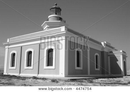 Faro Cabo Rojo Bw