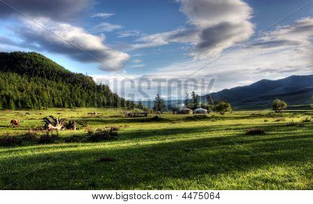 Mongolian Dwelling