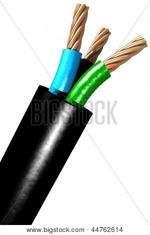 Photo of Cable - Triphasic (3D)
