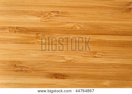Bamboo cutting board, macro shot, background
