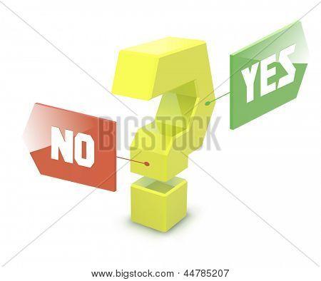 Ilustración 3d de la pregunta.