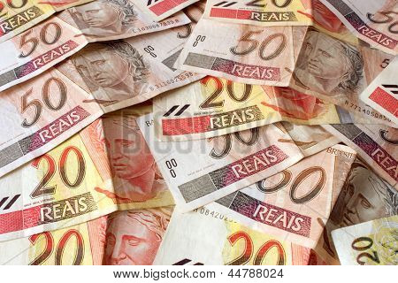 Photo of Real - Brazilian money
