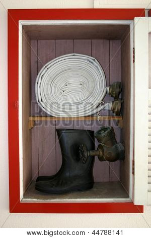 Photo of Fire hose box