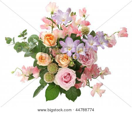 a bunch of flowers, flower arrangement