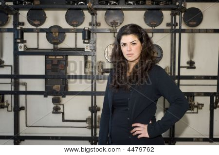 Industrial Woman