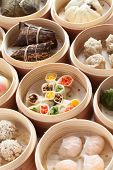 stock photo of siomai  - yumcha - JPG