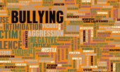 stock photo of stop bully  - Bullying as a Social Problem with Children - JPG