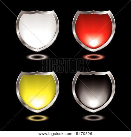 Gel Shield Black
