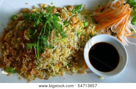 Vietnamese Stir-Fried Rice