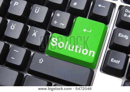 Resolução de um problema