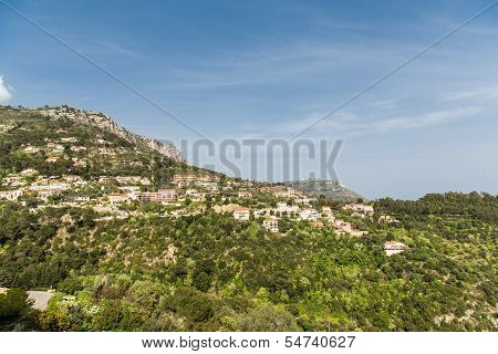 Homes And Condos On French Hillside