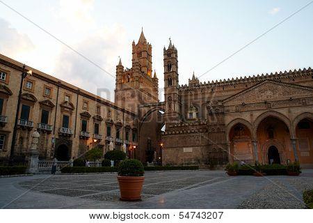 Cathedral Of Vergine Maria Santissima Assunta In Cielo, Palermo