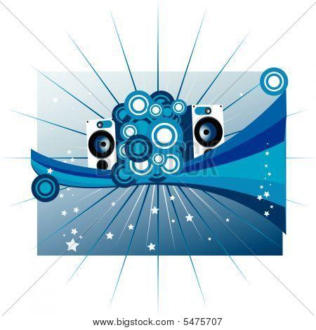 Blue audio