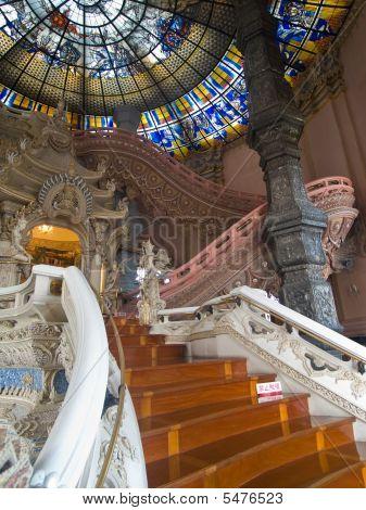 The Erawan Museum Inbangkok