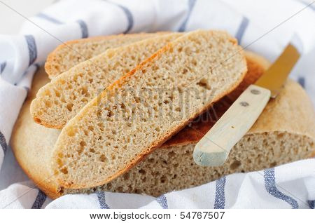Sliced Whole-wheat Bread