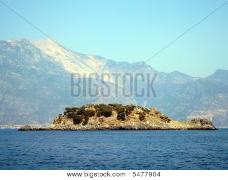 Island In The Bay