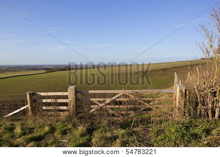 Wolds Gates