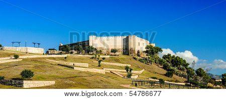 Sohail Castle, Fuengirola, Malaga Province, Spain