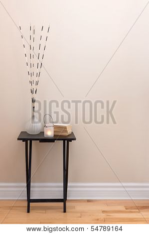 Home Decor, Little Table With Decorations