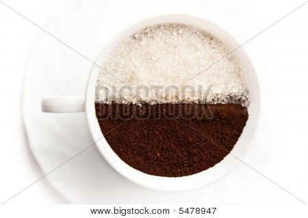 Coffee And Sugar, Fifty-fifty