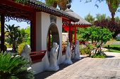 Ancient Chinese Garden Five poster