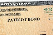 pic of treasury  - United States Treasury Savings Bonds  - JPG
