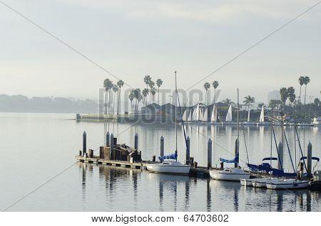 Mission Bay, San Diego, California