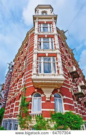 Flemish Facade