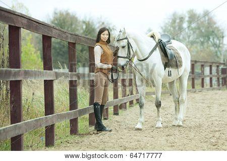 Woman Jockey