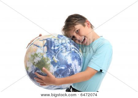 Love And Care For The Earth And Environment