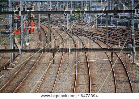 Yarda ferroviaria